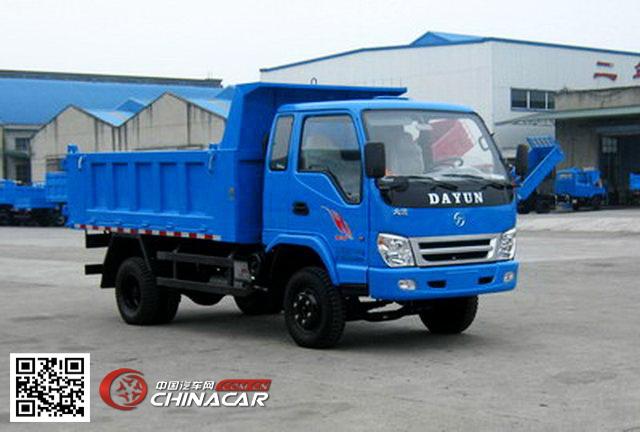 大运牌cgc3070hdb32d型自卸汽车图片