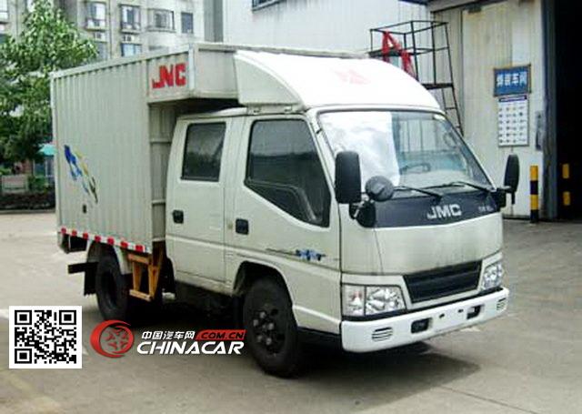 jx5044xxyxsa2江铃厢式运输车图片