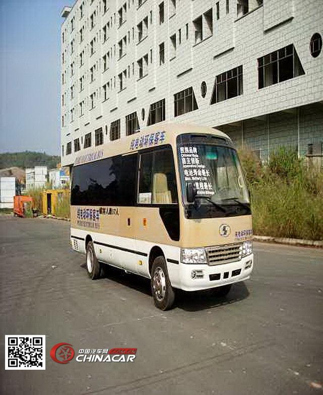 sx6700bevs陕汽牌纯电动客车图片 中国汽车网