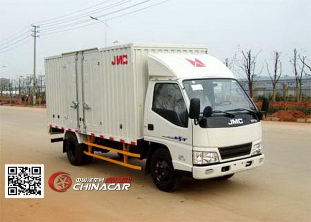 jx5044xxyxgg2江铃厢式运输车价格图片