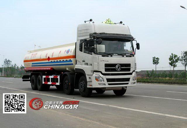 AKL5310GHYDFL型开乐牌化工液体运输车图片1