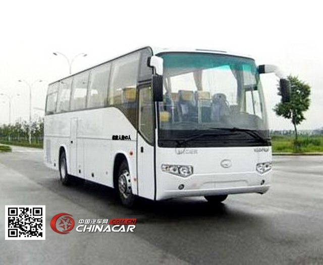 金龙牌KLQ6109QE3型旅游客车图片1