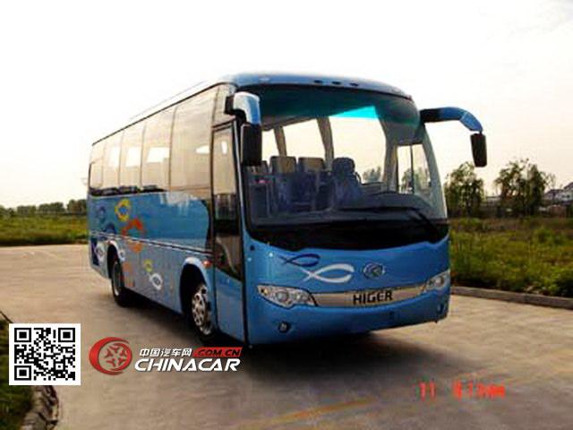 金龙牌KLQ6856QE3型旅游客车图片1
