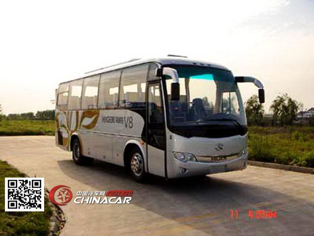 金龙牌KLQ6856E3型旅游客车图片1