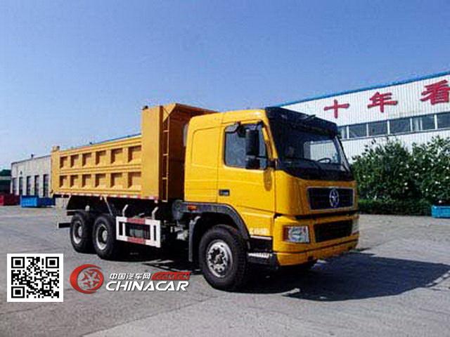 大运牌dyx3251pa41wpd3d型自卸汽车图片1