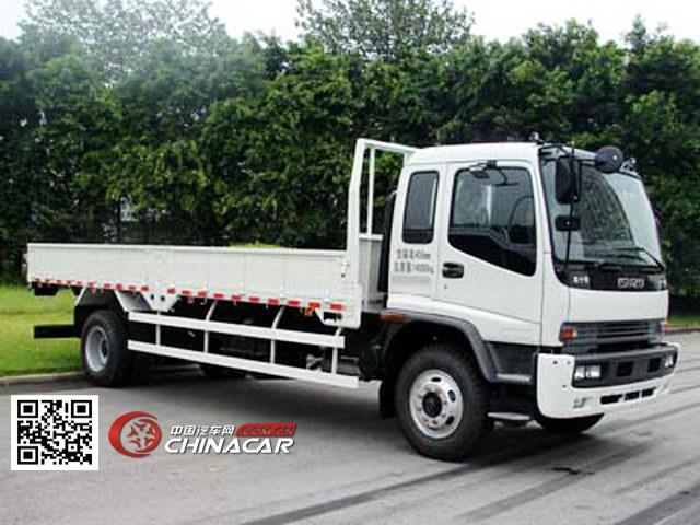 ql11409qfr五十铃牌载货汽车图片 中国汽车网