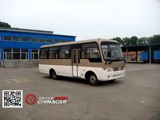华凯牌MJCC6728D2KJLDP3型客车图片1