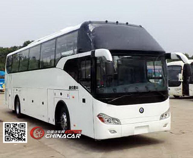 楚风牌HQG6121CL4N型旅游客车图片1
