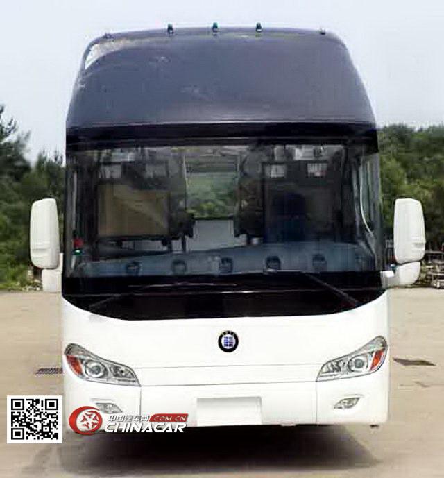 楚风牌HQG6121CL4N型旅游客车图片2