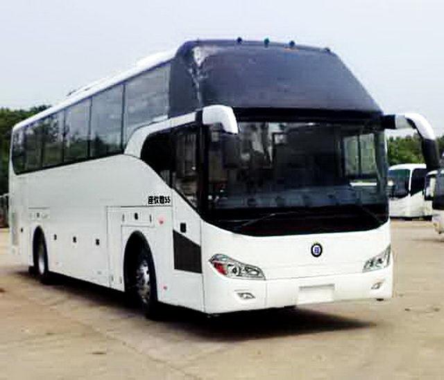 楚风牌HQG6122CA5N型旅游客车图片1