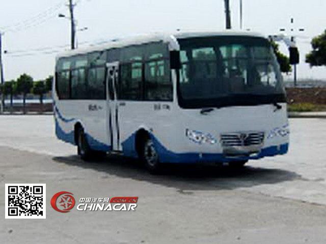 大力牌DLQ5120XLHK型教练车图片
