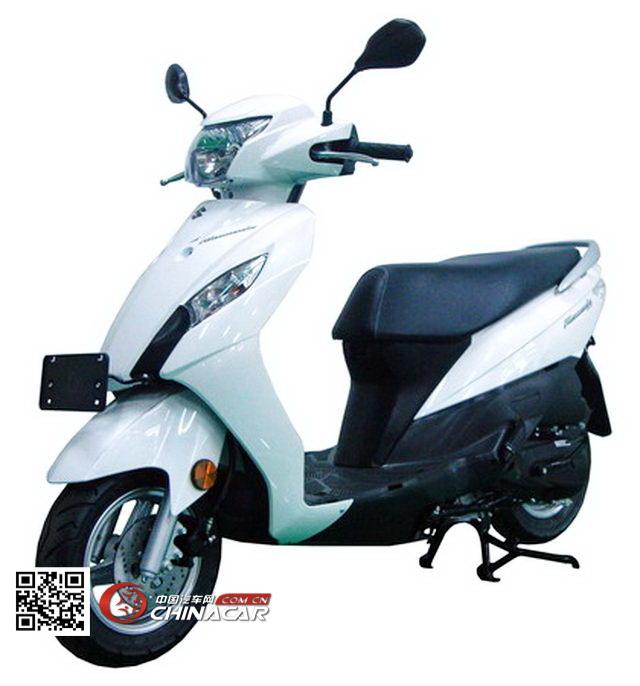 ur110t铃木牌两轮摩托车图片|中国汽车网
