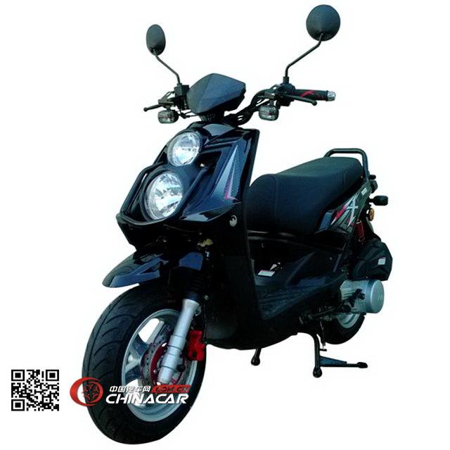 飞鹰fy125t-16a型两轮摩托车