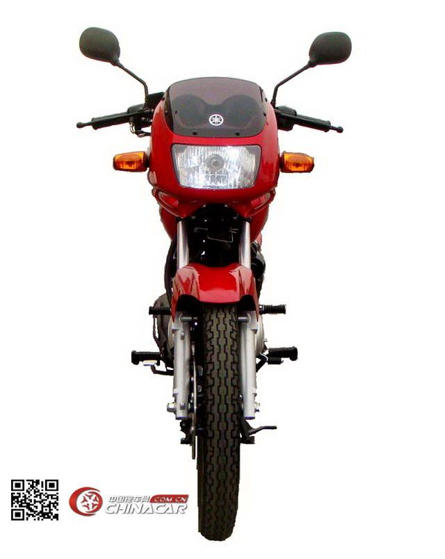 建设-雅马哈jym125-3e型两轮摩托车