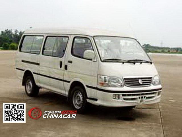 金旅牌XML6502J55型小型客车图片1