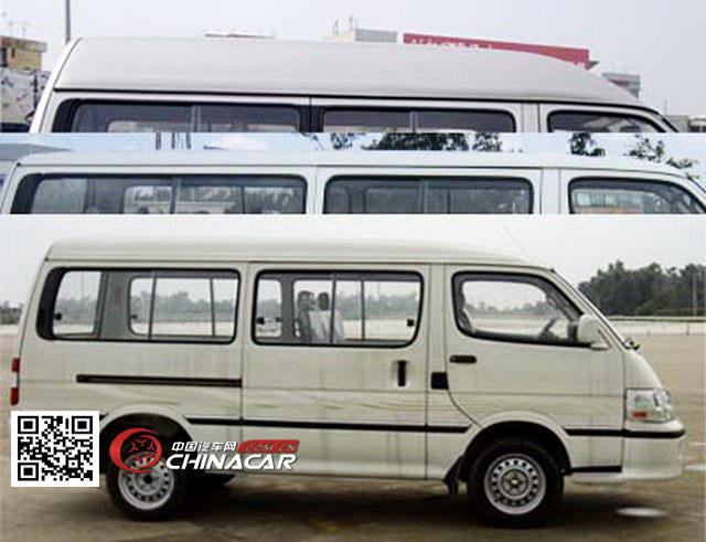 金旅牌XML6502J55型小型客车图片2