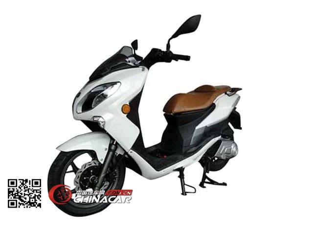 钱江qj150t-23型两轮摩托车