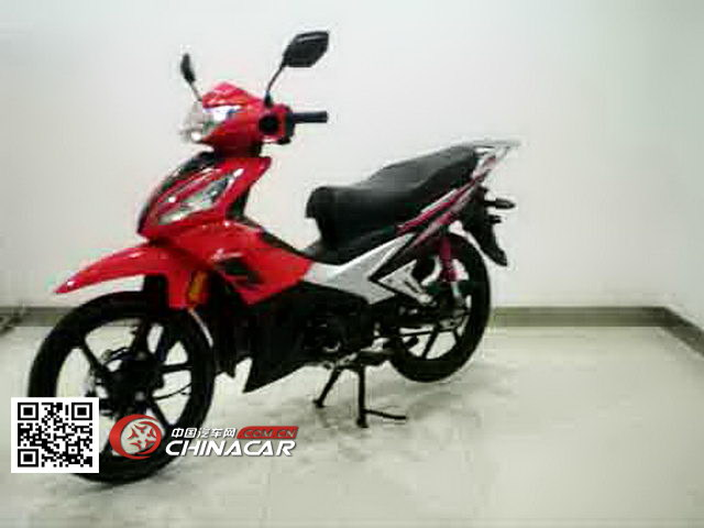嘉陵jl110-8a型两轮摩托车