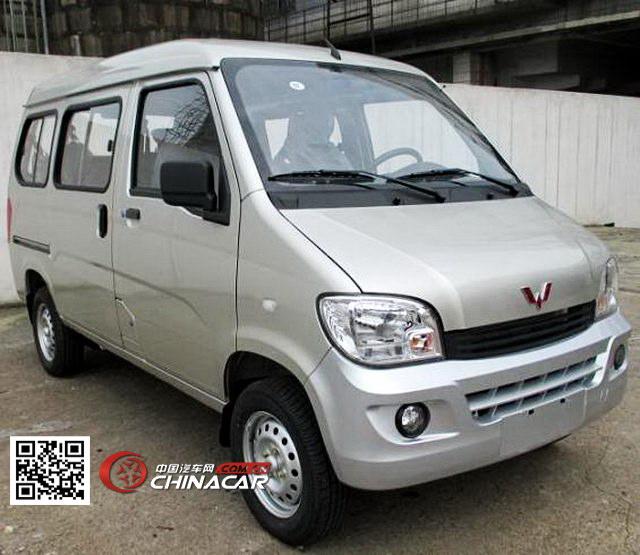 五菱多用途乘用车 LZW6388NFA 图片 中国汽车
