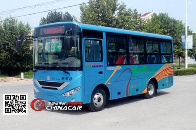 中通牌lck6668evg型纯电动城市客车图片