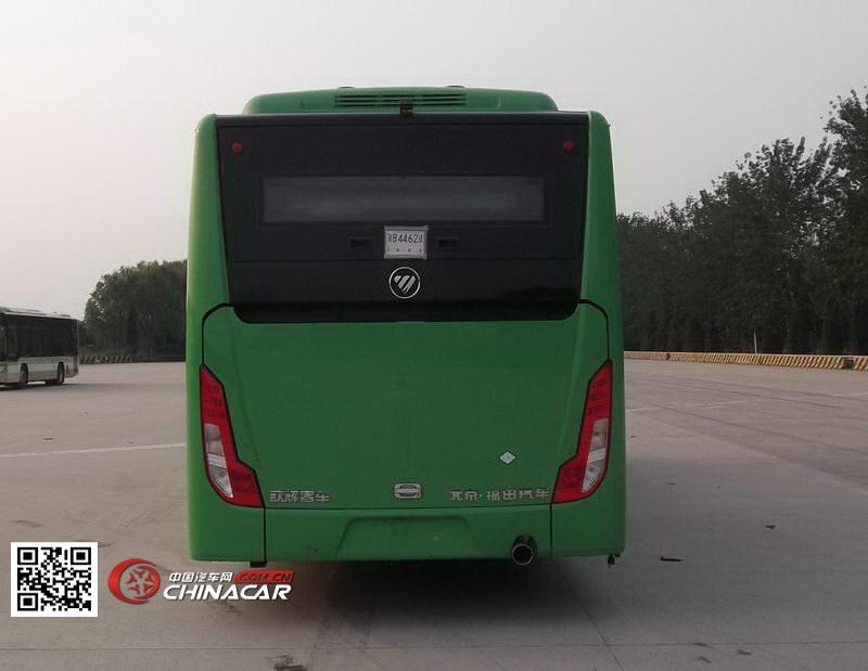 其它:1.选装空调时车高为3200mm或3250mm,选装顶置气瓶时车高为3420mm.2.整备质量为11950kg,对应额定载客为92/10-46;整备质量为12250kg,对应额定载客为88/10-46;整备质量为12750kg,对应额定载客为80/10-46.3.前雾灯可取消.4.可外接充电.电池种类/生产企业:钛酸锂锂离子动力电池/北京普莱德新能源电池科技有限公司.