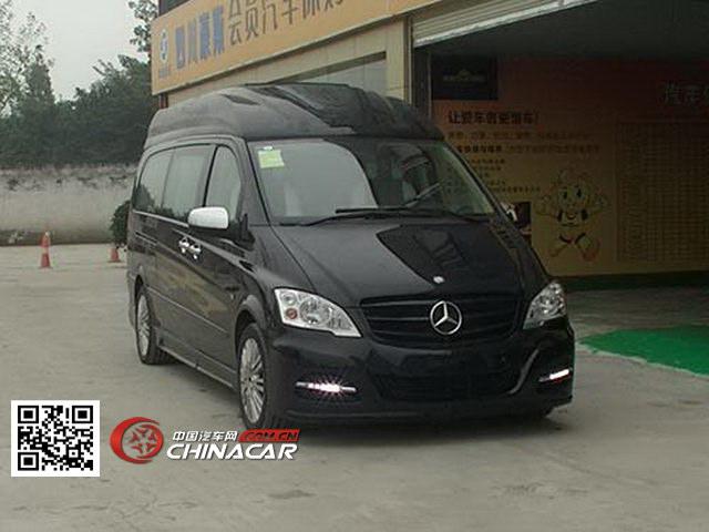 铜江牌TJX5031XSW型商务车图片