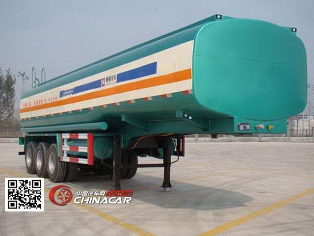 CTY9408GHY型通亚达牌化工液体运输半挂车图片1