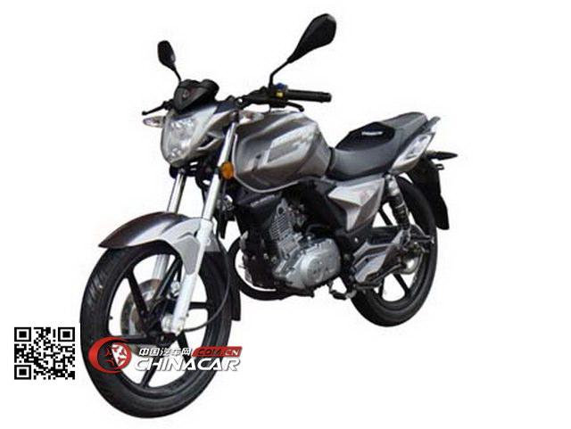 钱江qj150-26a型两轮摩托车