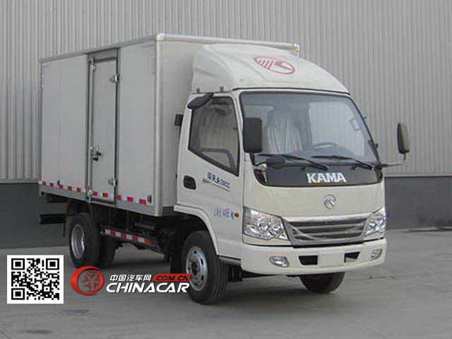 KMC5040XXYB28D4凯马牌厢式运输车图片