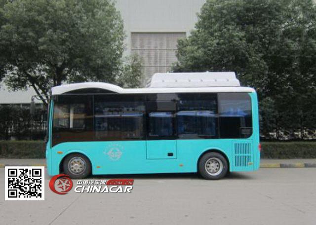 海格纯电动城市客车|klq6672gev|图片
