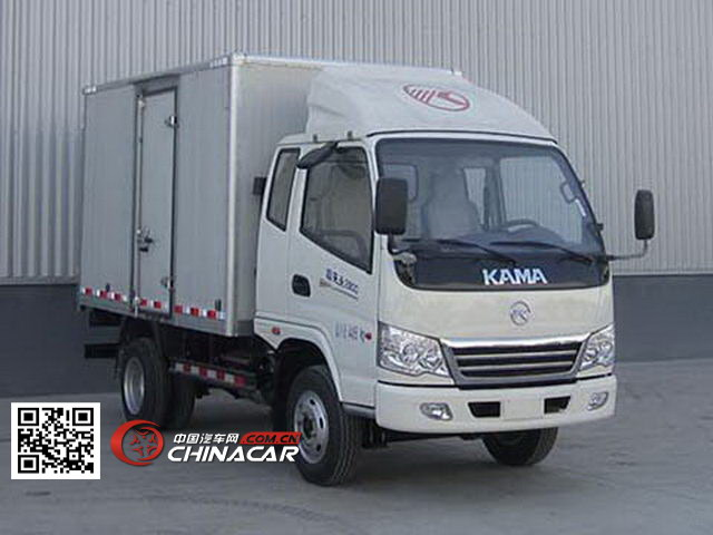 KMC5040XXYB28P4凯马牌厢式运输车图片