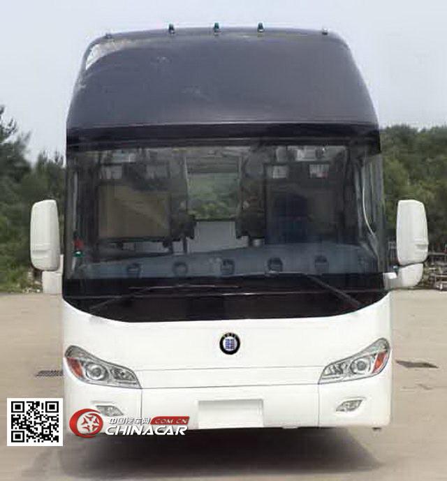 楚风牌HQG6121CL4型旅游客车图片2