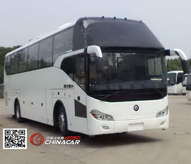 楚风牌HQG6122CL4型旅游客车图片1
