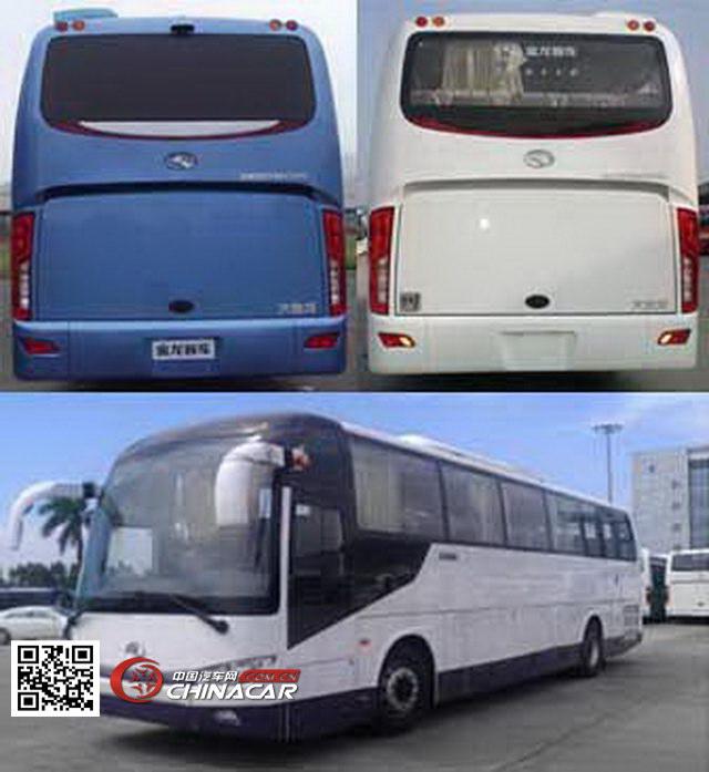 金龙牌汽车图片|金龙牌客车图片系列|xmq6113ayd4c型金龙牌客车图片4