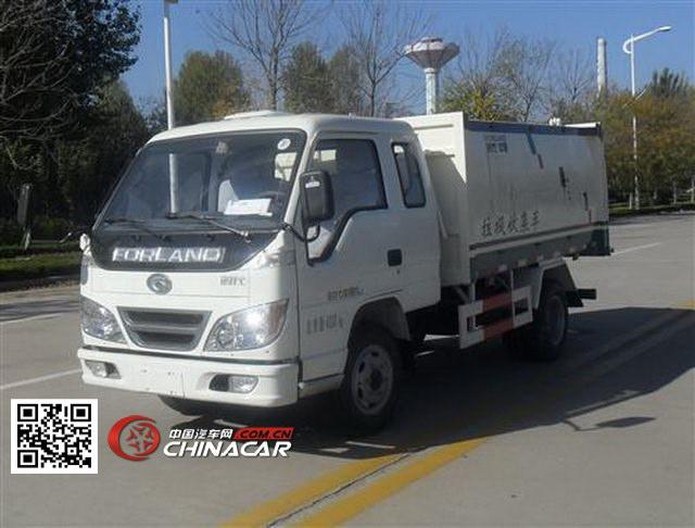 BJ2815PDQ型北京牌清洁式低速货车图片1
