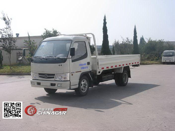 蓝箭牌LJC4010-II型低速货车图片1