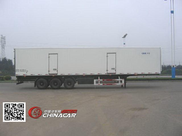 ZJV9400XLCSD型中集牌冷藏运输半挂车图片3