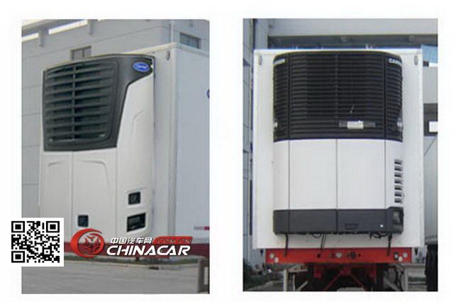 ZJV9400XLCSD型中集牌冷藏运输半挂车图片4