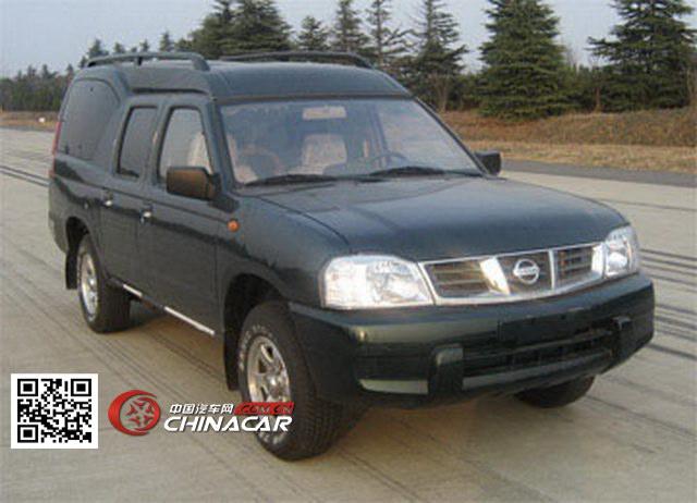 尼桑牌汽车图片|尼桑牌客车图片系列|ZN6494H2G4型尼桑牌多用途乘高清图片