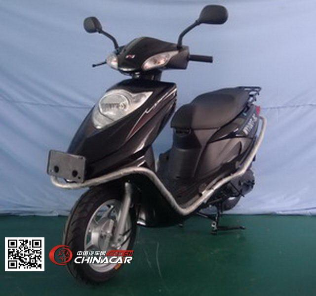 wy100t-8c王野牌两轮摩托车图片|中国汽车网