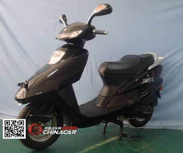 ly125t-4c老爷两轮摩托车公告参数