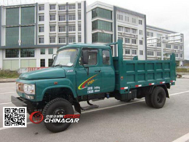 钦机农用自卸农用车 QJ4810CPD图片