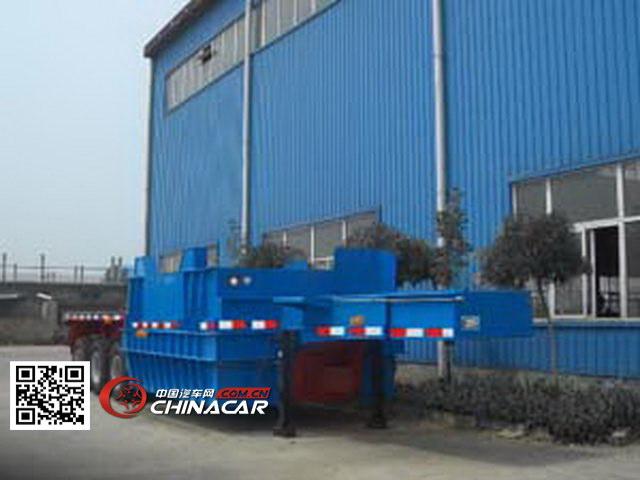 XT9400TTS型唐鸿重工牌铁水运输半挂车图片1