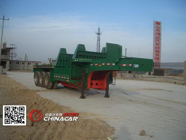 XT9400TTS型唐鸿重工牌铁水运输半挂车图片2