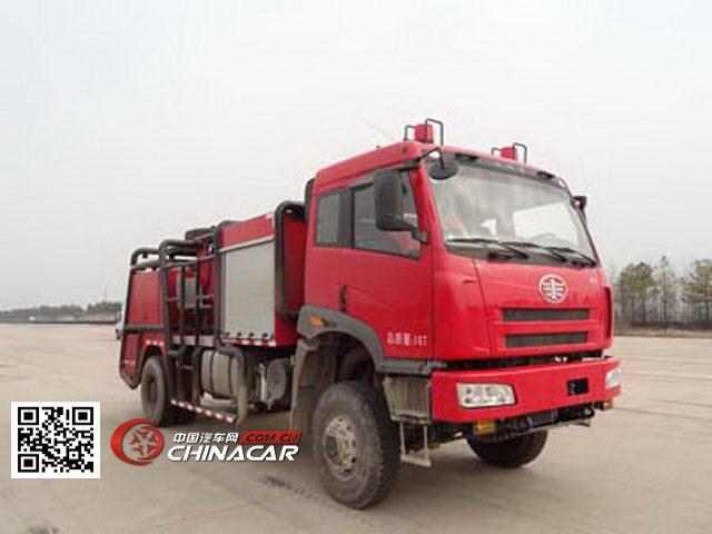 解放牌CA5160GXFSL30型森林消防车图片