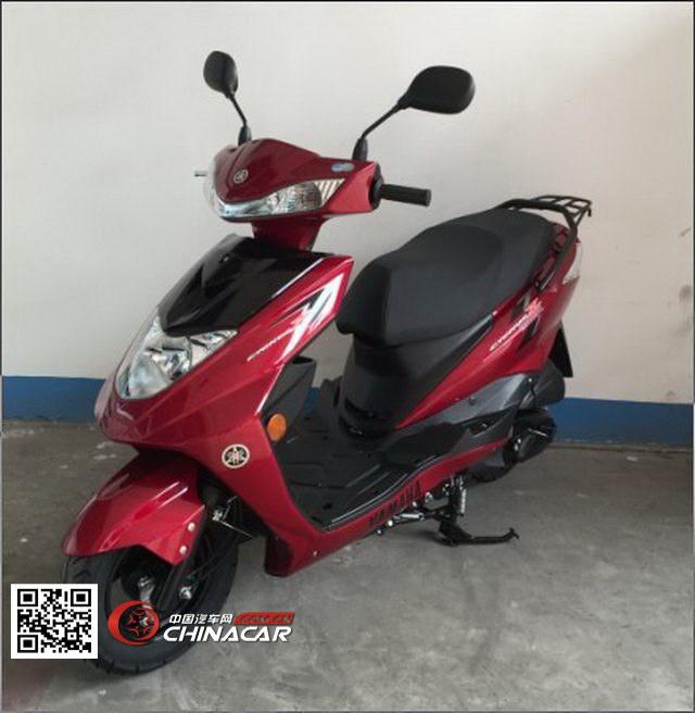 雅馬哈(yamaha)zy125t-12a型兩輪摩托車