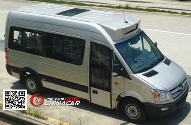 xmq6603kgbevl型金龙牌纯电动城市客车图片3