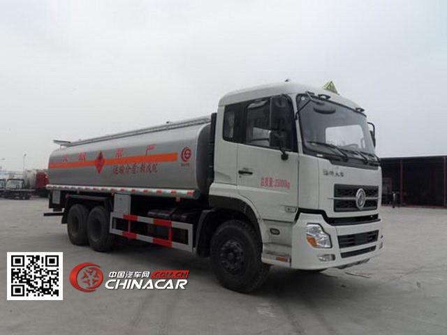CSC5250GHYA12型楚胜牌化工液体运输车图片1