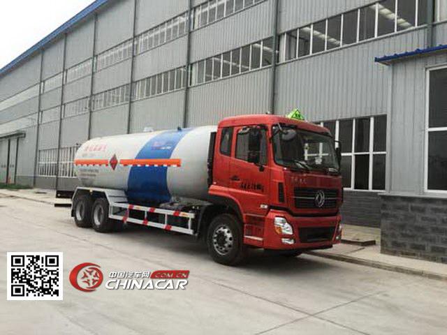 HGJ5253GYQ型安瑞科牌液化气体运输车图片1