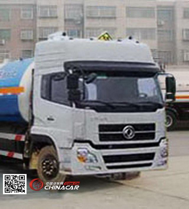 HGJ5253GYQ型安瑞科牌液化气体运输车图片2